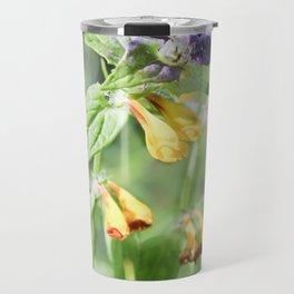 Bright meadow flowers. Travel Mug