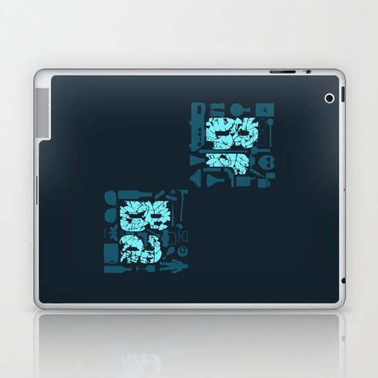 Br Ba Laptop & iPad Skin
