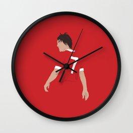 King Kenny Dalglish No.7 Liverpool FC Wall Clock