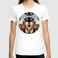 acid T-shirts featuring ACID HEART by DIVIDUS