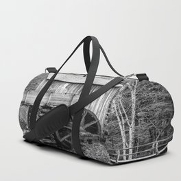 Cable Mill - Old Mill in Great Smoky Mountains Duffle Bag