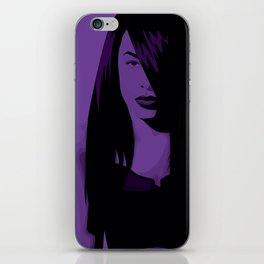 Aaliyah iPhone Skin