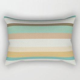Victorian Stripes Rectangular Pillow