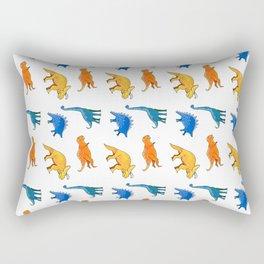 Dinosaur Dinosaur! Rectangular Pillow