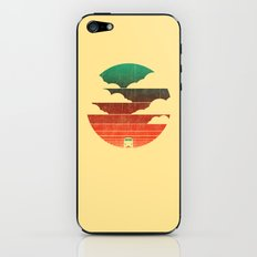 Go West iPhone & iPod Skin