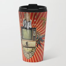 The Revolution Will Not Be Televised! Travel Mug