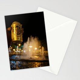 Cristal Beer Stationery Cards