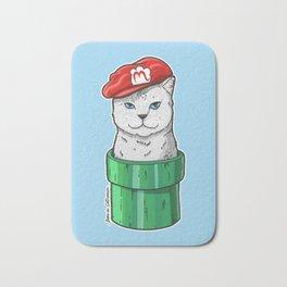 Meow Bro 1 Bath Mat