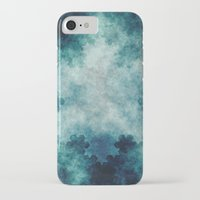 snowflake iPhone & iPod Cases featuring Snowflake by Anchor Eight