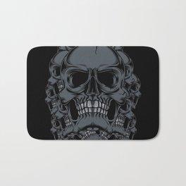 Skulls Bath Mat