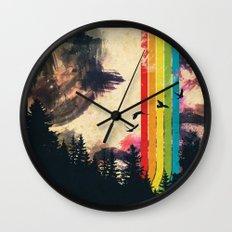 Nox Noctis Wall Clock