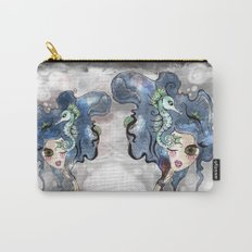 the deep girl-1 Carry-All Pouch