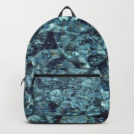 Brushstroke Waves Backpack