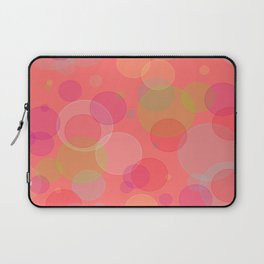Bubblegum Bokeh Laptop Sleeve