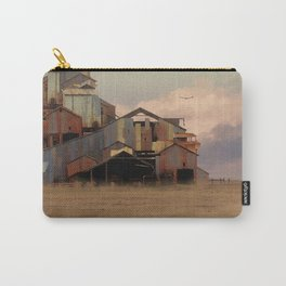 Abandoned House Carry-All Pouch