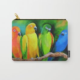 Parrots Australia Carry-All Pouch