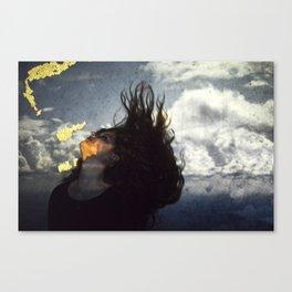 Fallen. Canvas Print