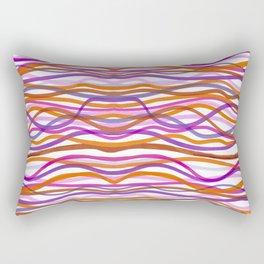 lineal Rectangular Pillow