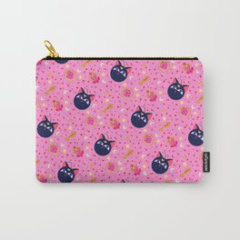 Chibi Moon Pattern / Sailor Moon Carry-All Pouch