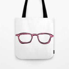 Four Eyes - PINK Tote Bag