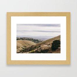 Rapaki Track Framed Art Print