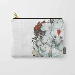 Wolf Child Carry-All Pouch