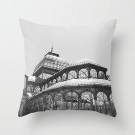 Crystal Palace Throw Pillow
