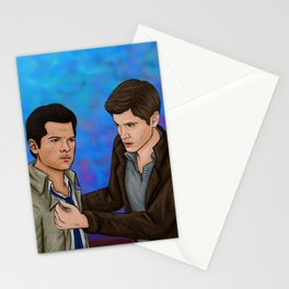 Supernatural Trio Stationery Cards