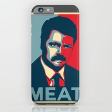 Ron Swanson - Meat Slim Case iPhone 6