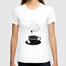 How Many Addictions T-shirt