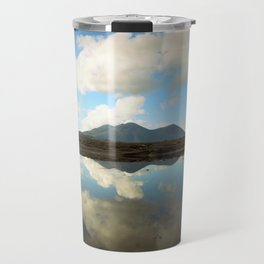 Mt. Konocti Reflects On Clear Lake Travel Mug