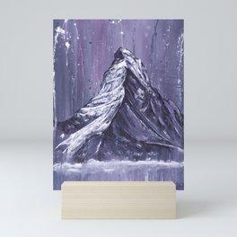 The Matterhorn Mini Art Print
