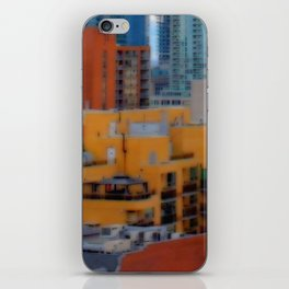 Urbanization No.1 iPhone Skin