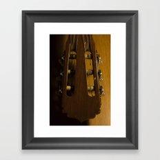 guitar i Framed Art Print