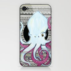 Octopusss iPhone & iPod Skin