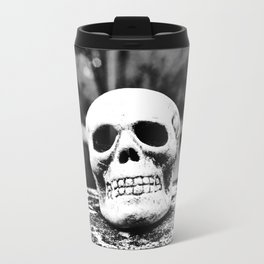 Graveyard horror Travel Mug