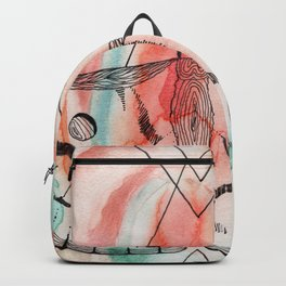 THE TRIAD MOTH Backpack
