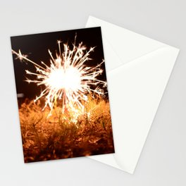 Sparkler Stationery Cards