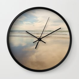 The Afternoon Lingered Wall Clock