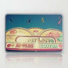 CandyLand ~ vintage-feel carnival Laptop & iPad Skin