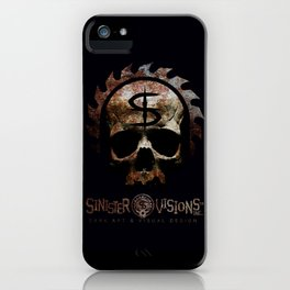 Sinister Visions Promo 2015 iPhone Case