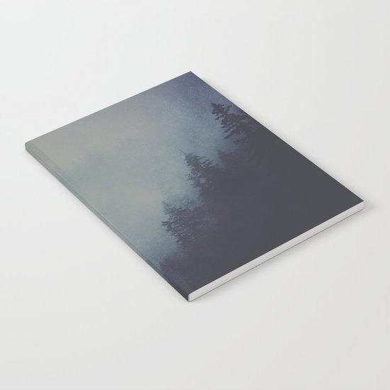No light without darkness Notebook