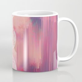 Moontime Glitches Coffee Mug