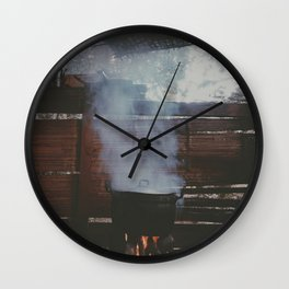 Home cooking  Wall Clock