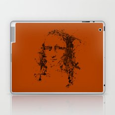 Modern Lisa (orange) Laptop & iPad Skin