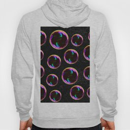 Soap Bubbles Pattern Hoody