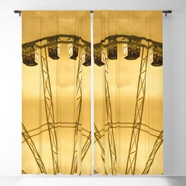 Carnival Cryptography Blackout Curtain