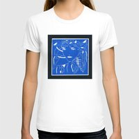 fern T-shirts featuring FERN by Andrea Jean Clausen - andreajeanco