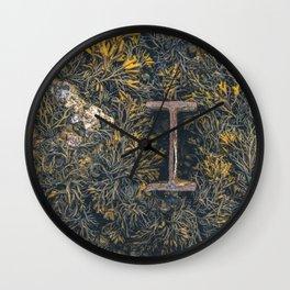 Sea Beach Things Wall Clock