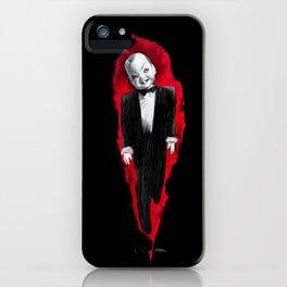 Homage to Profondo rosso iPhone Case